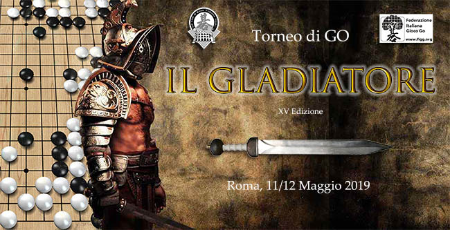Il gladiatore 2019 very small