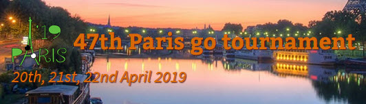 PAris Go Tournament 2019